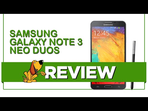 Samsung Galaxy Note 3 Neo Duos - Review Mp3