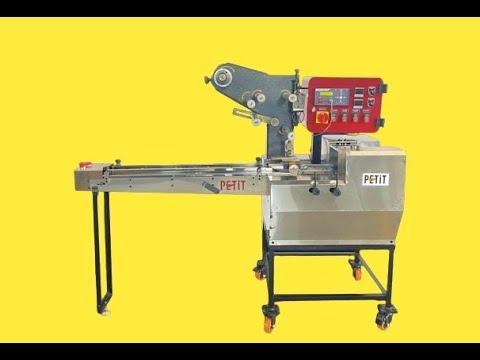 Peanut Chikki Packing Machine