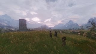 Skyrim Grass and Optimization test