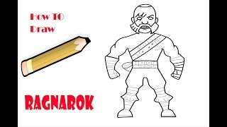 Fortnite Drawing Ragnarok Easy 免费在线视频最佳电影电视节目