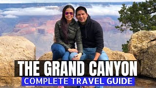 The Grand Canyon Travel Guide: Untold Tips + History