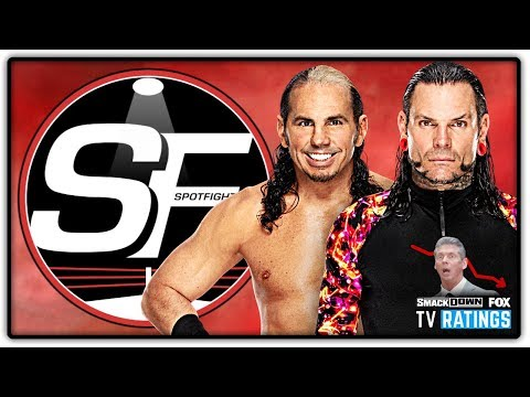 Familien-Zoff bei den Hardys! SmackDown-Quoten brechen ein!(WWE News, Wrestling News)
