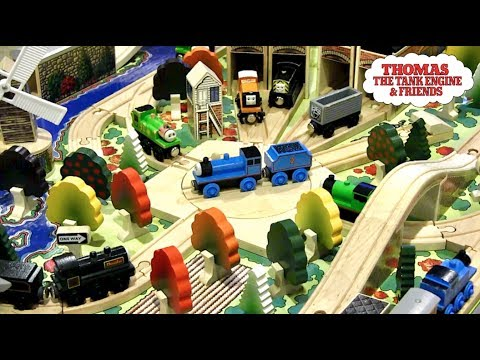1993 100-Piece Set Review | Thomas Wooden Railway Discussion #81