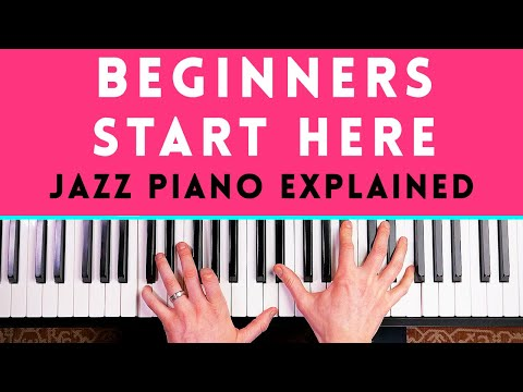 JAZZ PIANO EXPLAINED IN 20 MINUTES with Julian Bradley