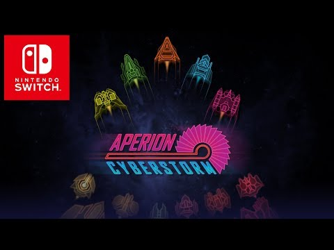 Aperion Cyberstorm - Nintendo Switch - Trailer - PEGI thumbnail