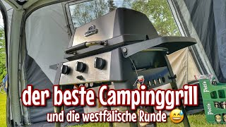 der beste Campinggrill (und die westfälische Runde) - Westmünsterland BBQ
