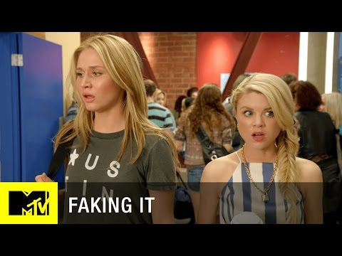 Faking It 3.03 (Clip)