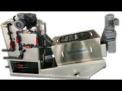 Testing Multi-Plate Screw Press - Techase