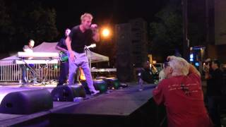 """To All The Girls"" - Aaron Carter (live in Modesto, CA)"