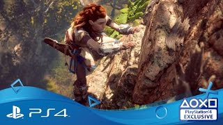 Horizon Zero Dawn  E3 2016 Trailer  PS4