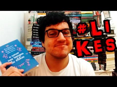 Entre Livros #58 - O Amor Nos Tempos De #Likes [Pam, Bel, Pedrugo] | Entre Livros