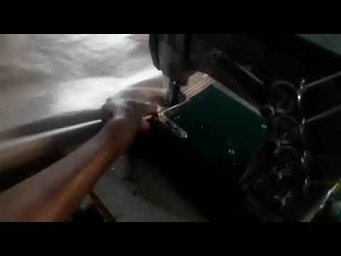 High Speed Chain Stitch Sewing Machine