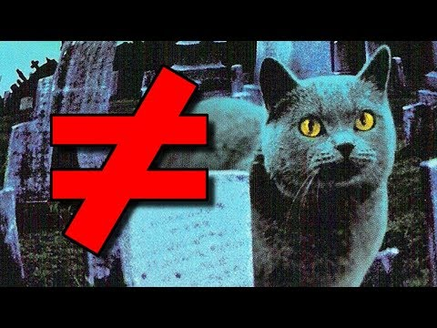 Pet Sematary - What's the Difference?