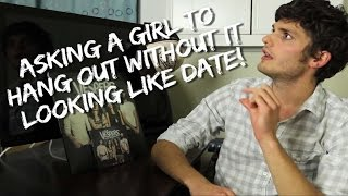 Asking a Girl to Hang Out without It Looking Like Date! | Jordan's Messyges