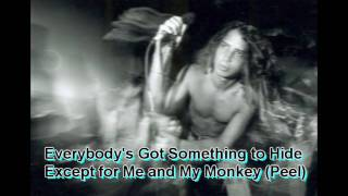 Soundgarden- Everybody's Got Something to Hide Except for Me and My Monkey (Peel)