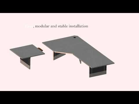Sit Stand Office accessories! Raise your desk, don't replace it!