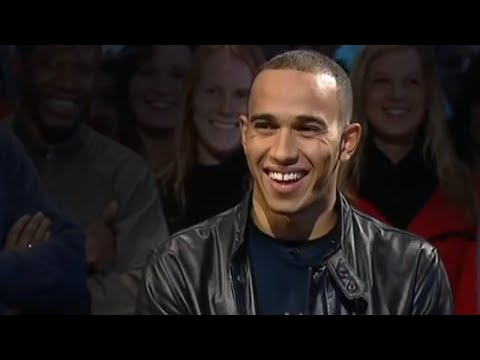 Top Gear: Lewis Hamilton Interview and Lap