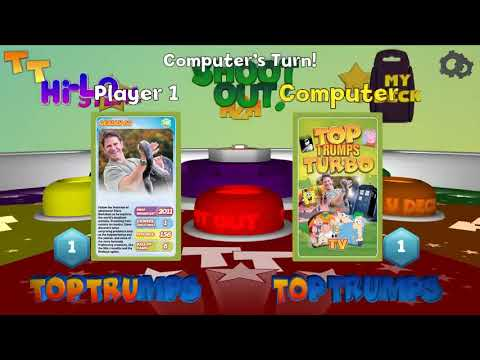 Видео № 0 из игры Top Trumps Turbo (Б/У) [PS Vita]