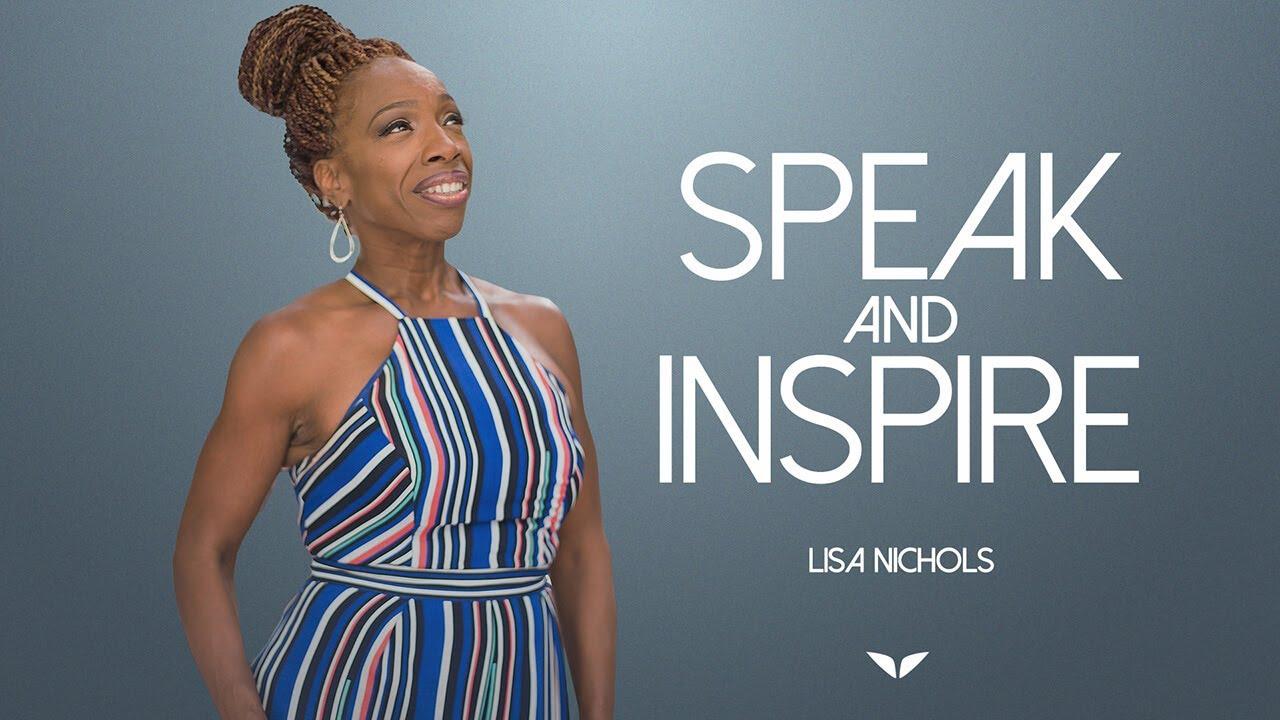 Speak And Inspirre