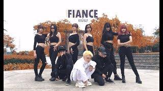 '아낙네 (FIANCÉ)' - MINO(송민호) Dance Cover   The A-code from Vietnam