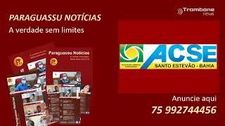 PARAGUASSU NOTÍCIAS - A VERDADE SEM LIMITES 21/09/2020 EDIÇÃO COMPLETA | INSCREVA-SE NO CANAL