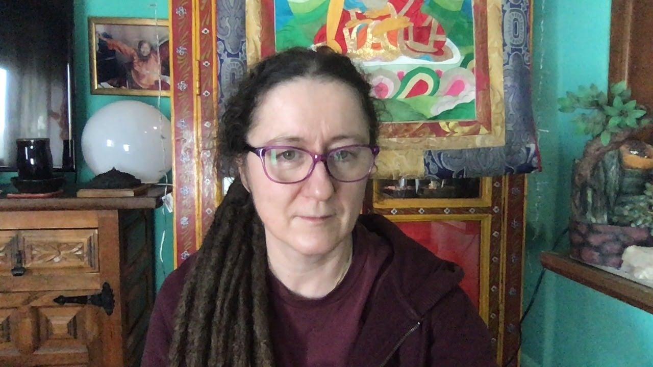 Lama Gangchen Tantric Self-Healing 2- Commentary by Lama Caroline - part 54 (EN)