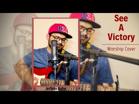 SEE A VICTORY - Elevation Worship | Acoustic Cover