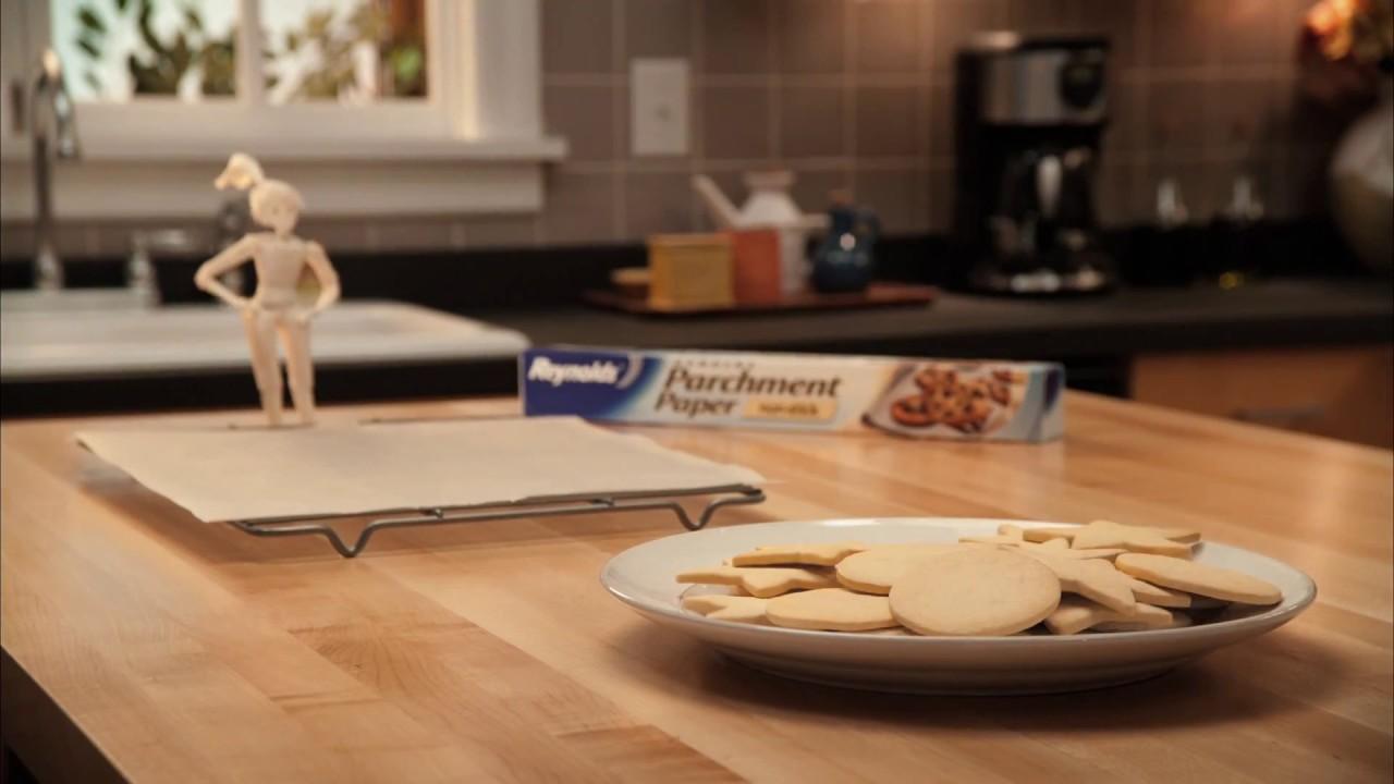 Reynolds Parchment Paper - Cookie Catastrophe
