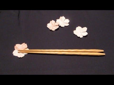 クリスマス 折り紙:折り紙 箸置き-matome.naver.jp