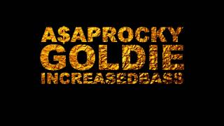 A$AP Rocky - Goldie (Bass Boosted)