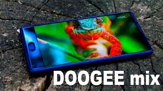 DOOGEE MIX китайский клон Xiaomi Mix ? РОЗЫГРЫШ!