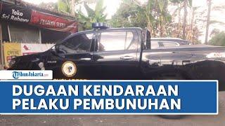 Polisi Ungkap Adanya Mobil dan Sepeda Motor Misterius yang Digunakan Pelaku Pembunuhan di Subang