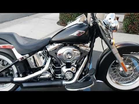 2010 Harley-Davidson Heritage Softail® Classic in Temecula, California