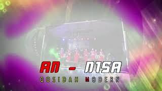 CEK SOUND-PJ AUDIO-AN-NISA-SEMANGKON QOSIDAH MODEREN-PAMOTAN