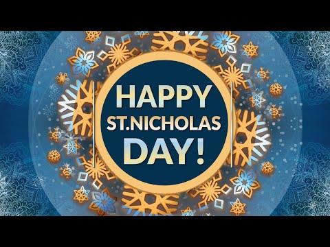 💗Happy St. Nicholas Day!💗