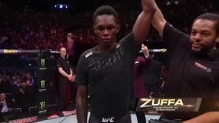 UFC 234: В замедленной съемке