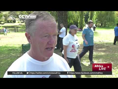 Video Martial art gaining popularity in S. Africa for health benefits