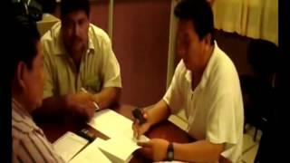 preview picture of video 'entrevista al  director educacion indigena chiapas  primera parte.wmv'