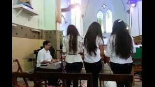 preview picture of video 'Jesús, estoy aquí - En Mi Getsemaní (fragmento)'