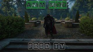 [The Witcher 3 Моды]  AMM - The Appearances Menu Mod Обзор/Установка