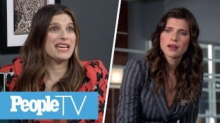 Lake Bell's Firing Scene In 'Boston Legal' Was Real | PeopleTV | Entertainment Weekly