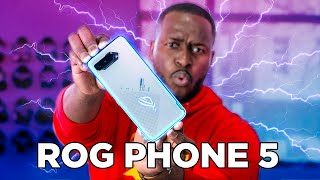 ASUS ROG Phone 5 Gaming Review - The KING is Back?