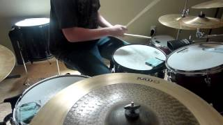 This Town Needs Guns - 1470 Man Drum Cover by Elias Williamson