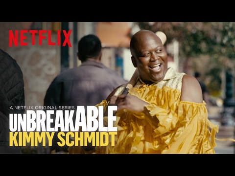 Unbreakable Kimmy Schmidt · Season three · TV Overview Unbreakable Kimmy Schmidt's humorousness is sharper than ever in season three · TV Overview · The A.V. Membership