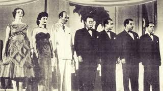 قولوا لمصر تغني معايا - شادية ومحمد عبد الوهاب والمجموعة - 1956