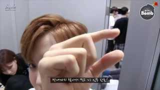 [BANGTAN BOMB] what are BTS members doing?  (j-hope cam)