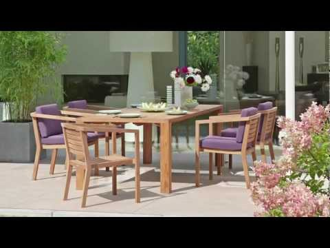 Garpa: Exklusive Gartenmöbel