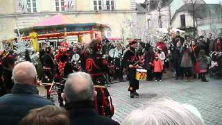 Marching Drum Band - Christmas Market