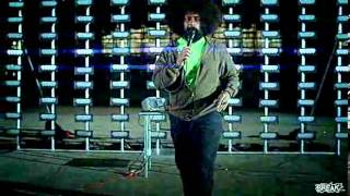 Reggie Watts Versus Car Battery