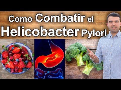 Como Eliminar El Helicobacter Pylori